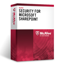 McAfee Security for Microsoft SharePoint, Защита систем