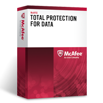 McAfee Total Protection for Data