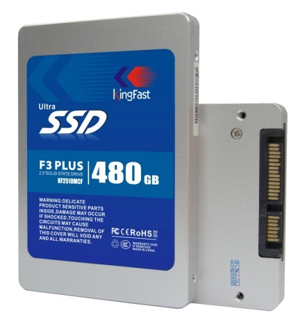 KingFast Ultra SSD F3 PLUS 480Gb