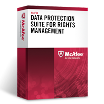 McAfee Data Protection Suite for Rights Management