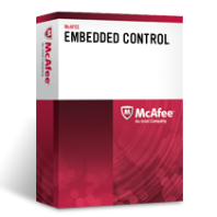 McAfee Embrdded Control