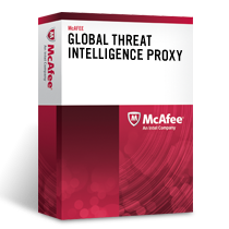 McAfee Global Threat Intelligence Proxy