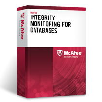 McAfee Integrity Monitoring for Databases