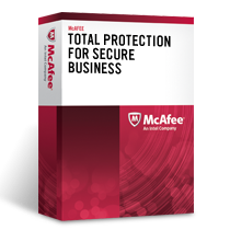 McAfee Total Protection for Secure Business